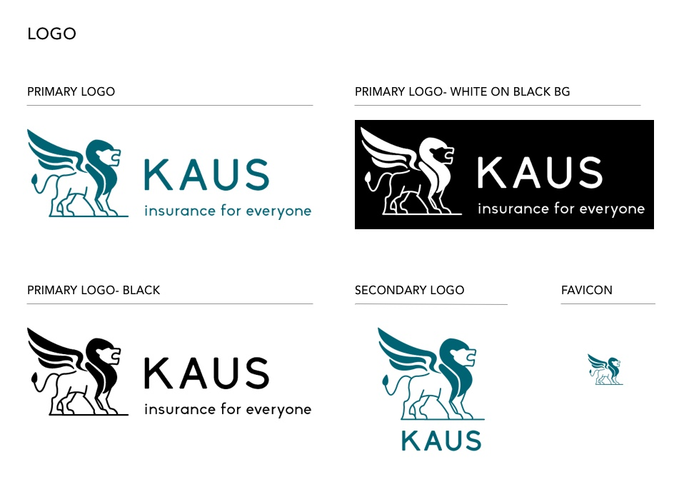 Kaus Logo Samples